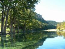 Frio River, Texas.